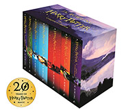 Buy Harry Potter Boxed Set of 7 from Book Warehouse