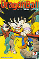 Dragon Ball: #2 3in1 Manga