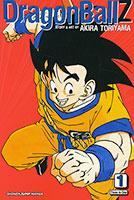 Buy Dragon Ball Z: #1 3in1 Manga from Book Warehouse