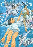 Children of the Sea: #5 Manga