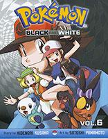 Pokemon Black & White: #6 Manga