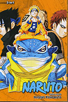 Buy Naruto: #5 Manga 3 in 1 Story from Book Warehouse