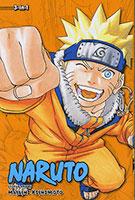 Naruto: 3 in 1 #7 Manga