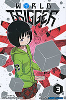 World Trigger: #3 Manga