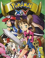 Pokemon XY: #2 Manga