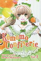 Komomo Confiserie: #3 Manga