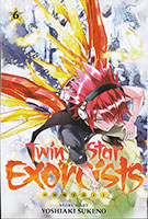 Buy Twin Star Exorcists: #6 Manga from Book Warehouse