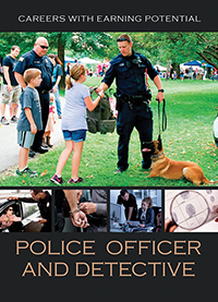 Buy Careers With Earning Potential: Police Officer and Detective from Book Warehouse