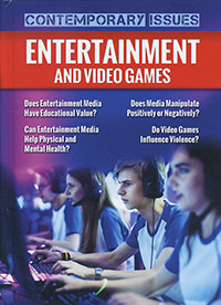 Buy Contemporary Issues: Entertainment and Video Games from Book Warehouse