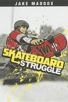 Buy Jake Maddox Boys Sports Stories: Skateboard Struggle from BooksDirect