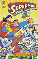 Superman Family Adventures: The Adventures Begin! (Graphic Novel) (DC Comics)