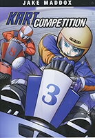 Buy Jake Maddox Boys Sports Stories: Kart Competition from BooksDirect