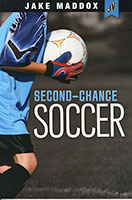 Buy Jake Maddox JV: Second-Chance Soccer from BooksDirect