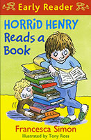 Early Reader: Horrid Henry Reads A Book