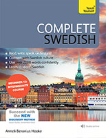 Complete Swedish (Learn Swedish with Teach Yourself): Brand new edition