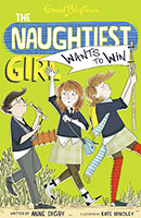 Naughtiest Girl: 9: Naughtiest Girl Wants To Win