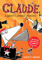 Buy Claude: Lights! Camera! Action! from BooksDirect