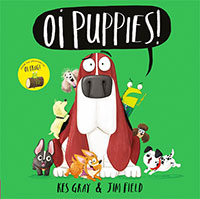 Buy Oi Puppies! from BooksDirect