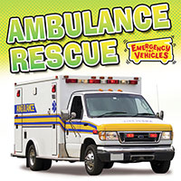 Buy Emergency Vehicles: Ambulance Rescue from BooksDirect