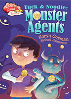 Race Ahead With Reading: Tuck and Noodle: Monster Agents