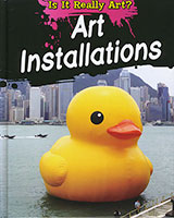 Buy Is It Really Art?: Art Installations from BooksDirect