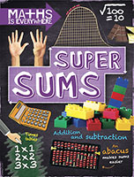 Buy Maths is Everywhere: Super Sums from BooksDirect