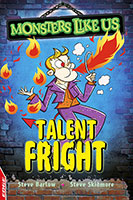 Buy EDGE: Monsters Like Us: Talent Fright from BooksDirect