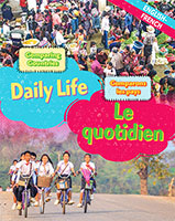 Dual Language Learners: Comparing Countries: Daily Life (English/French)