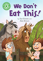 Buy Reading Champion: We Don't Eat This! from BooksDirect
