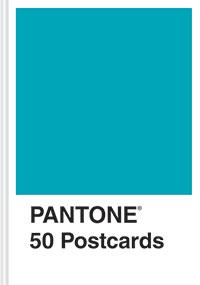 Pantone 50 Postcards