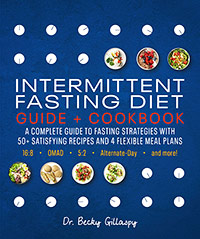 Intermittent Fasting Diet Guide and Cookbook