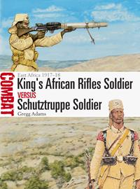 King's African Rifles Soldier vs Schutztruppe Soldier