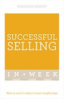 Successful Selling In A Week