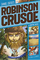 Buy Graphic Revolve: Robinson Crusoe from BooksDirect