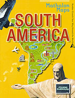 Mathalon Maps: South America