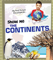 Buy My First Picture Encyclopedia: Show Me Continents from Carnival Education
