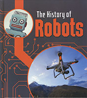 Buy The History Of: Robots from BooksDirect