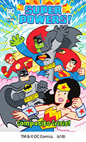Buy Super Powers!: Composite Crisis! from Book Warehouse