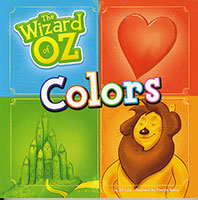 The Wizard of Oz: Colours