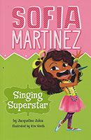 Sofia Martinez: Singing Superstar