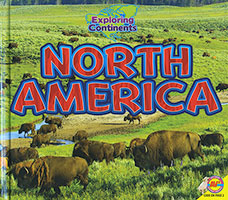 Buy Exploring Continents: North America from BooksDirect