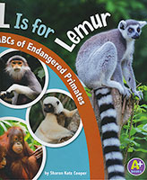 ABCs of Endangered Primates: L Is for Lemur