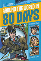 Graphic Revolve: Around the World in 80 Days