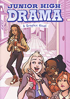 Junior High Drama - A Graphic Novel