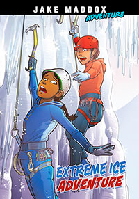 Jake Maddox Adventure: Extreme Ice Adventure