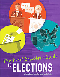 Buy The Kids'Complete Guide to Elections from Book Warehouse