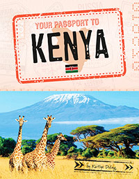 Buy World Passport: Your Passport To Kenya from BooksDirect