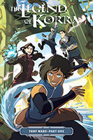 Buy The Legend Of Korra: #1 Turf Wars from BooksDirect