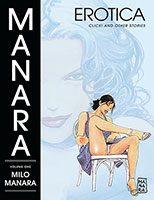 Manara Erotica Volume 1 Click! And Other Stories