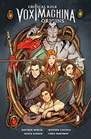 Critical Role Vox Machina: Origins Volume 1